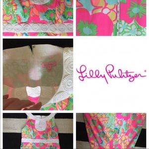 Lilly Pulitzer Dress in Ice Cream Social